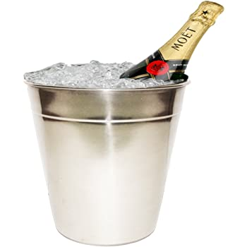 Lifetime Stainless Steel Champagne Bucket (350 ml)