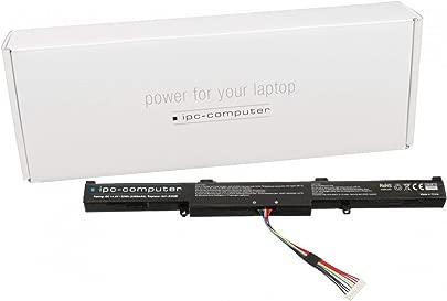IPC-Computer Akku 32Wh f r Asus VivoBook X751NA Serie Schätzpreis : 46,15 €