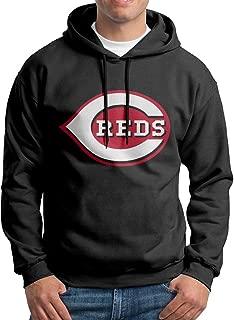 Ano Men's Sweatshirt Cincinnati Red Black