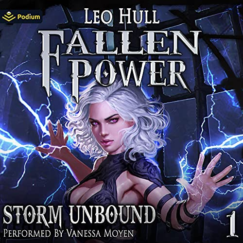 Storm Unbound cover art