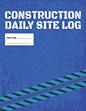 Best foreman's daily log book Reviews