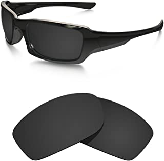 1.5mm Polarized Replacement Lenses for Oakley Fives Squared Sunglasses - Multiple Options