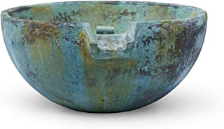 water feature bowls for pools
