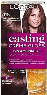 Loreal Casting Crème Gloss 415 Brown Glacé