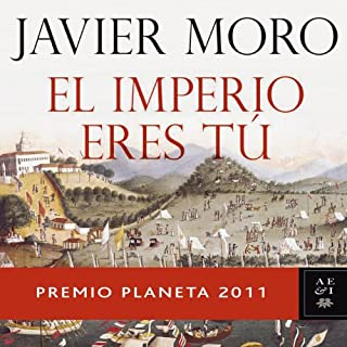 El Imperio eres tu (The Empire is you) audiobook cover art