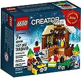 LEGO Stagionale 40106  Speciale NATALE 2014 Elfi Natalizi