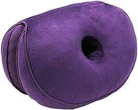 xingxinqi Multifunction Dual Comfort Cushion Memory Foam Seat of Hip Lift Seat Cushion for Car Home Office