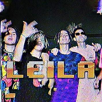 Leila (feat. Zenk, UFO, Lil Nib, Tripp & Erik OG)