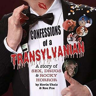 Confessions of a Transylvanian audiobook cover art