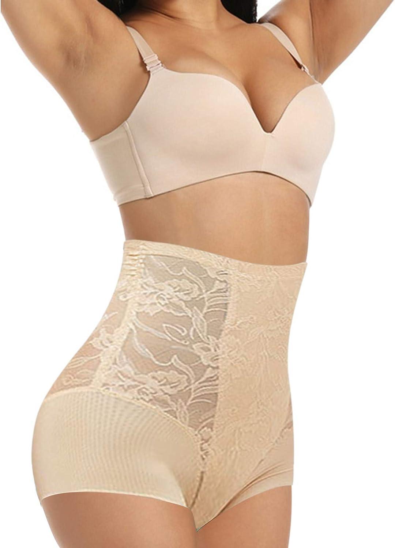 Shapewear for Women Waist Trainer Tummy Control Butt Lifter Panties High Waist Short Stomach Body Shaper Cincher Girdle