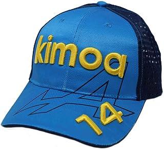 Kimoa - Gorra Curva FA Alpine Cup 2021 SB