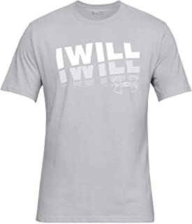 Under Armour I Will 2.0 Sports T-Shirt for Men