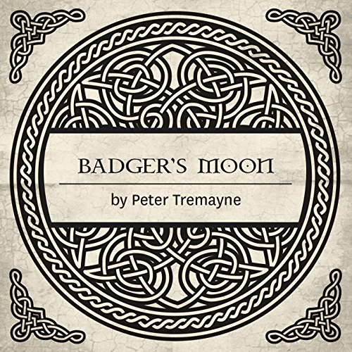 Badger's Moon audiobook cover art