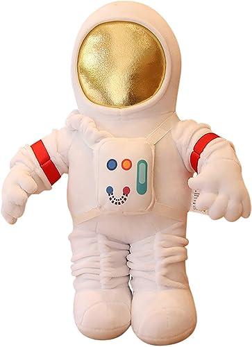 new arrival OPTIMISTIC Astronaut Toy Soft Stuffed Plush Pillow Doll Super Soft Plush Pillow Cushion Toys,Cartoon sale Astronaut Soft Toy Stuffed Plush Spaceman,Stuffed Education Space outlet online sale Toy Astronaut Plush 13 Inch online sale