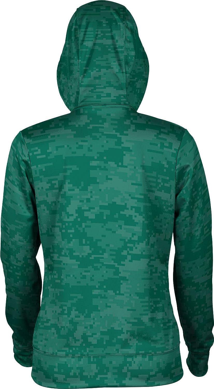 Slippery Rock University Girls' Pullover Hoodie, School Spirit Sweatshirt (Digital) F9B42