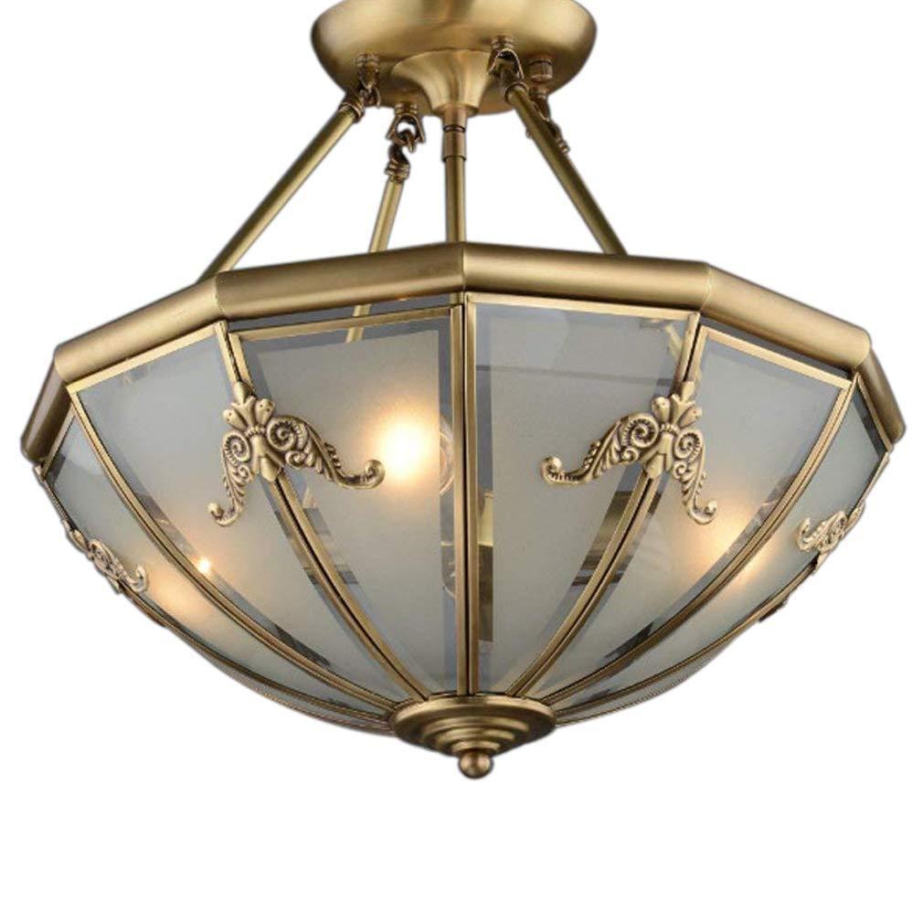 Luz de techo retro Lámpara de pasillo E27 Luces de techo rústicas ...
