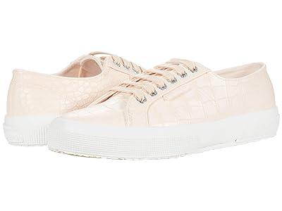 Superga 2750 Syntcrocod Sneaker (Pink) Women