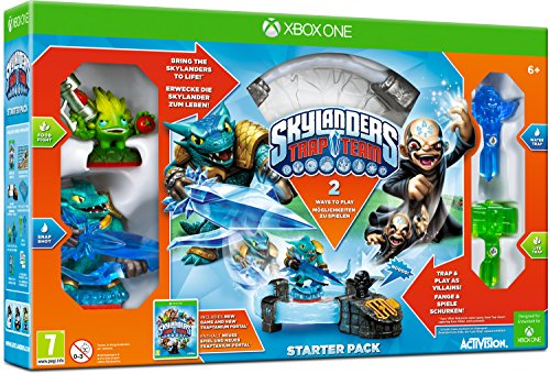 Skylanders : Trap Team - starter pack [import anglais]