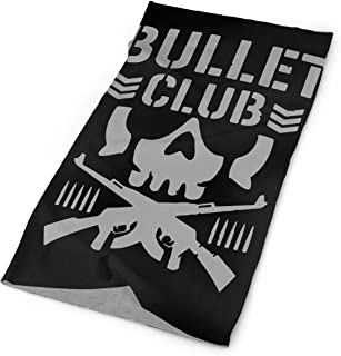 bullet club face mask