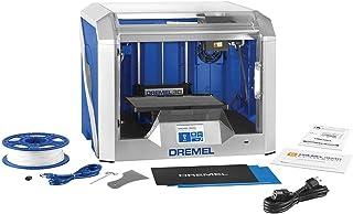 Dremel Digilab 3D40 Award Winning 3D Printer, Idea Builder with semi-automated Leveling, Print PLA at 100 Micron Resolution