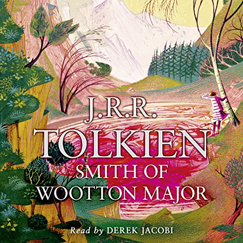 Smith of Wootton Major audiobook cover art