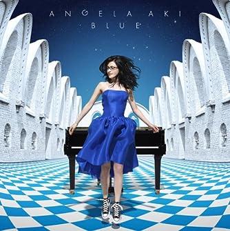 アンジェラ・アキ『BLUE』ドキュメンタリーブック (ピアノ弾き語り)