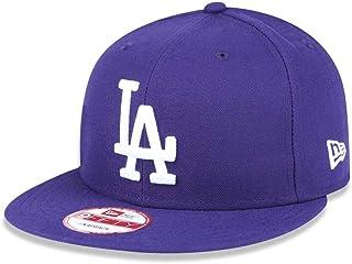 ea261990a1706 BONE 950 LOS ANGELES DODGERS MLB ABA RETA ROXO NEW ERA