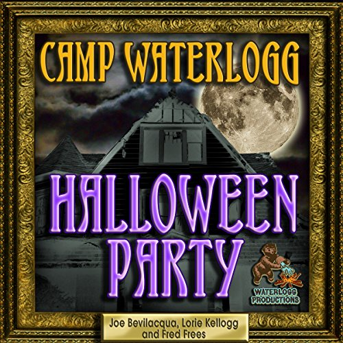 The Camp Waterlogg Halloween Party cover art