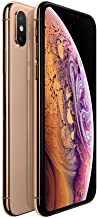 Apple iPhone XS SIM Free Smartphone 256GB Gold (Refurbished)