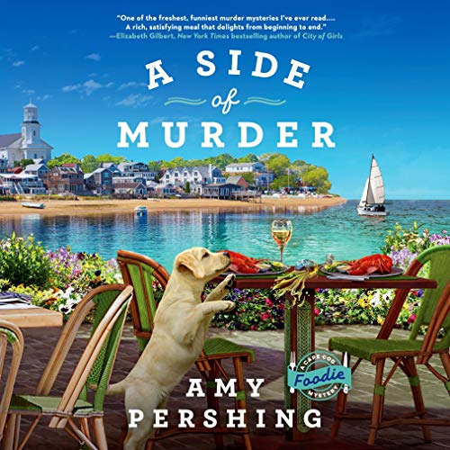 A Side of Murder: A Cape Cod Foodie Mystery, Book 1