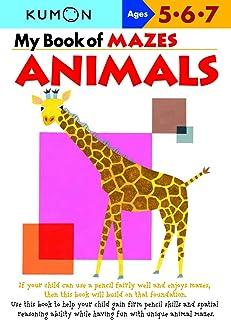 My Book Of Mazes: Animals