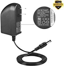 TFDirect 9V ~12V AC DC Adapter for X Rocker Pro Series H3 51259 Video Gaming Chair 51231/51396 Replacement Switching Power Supply Cord Charger
