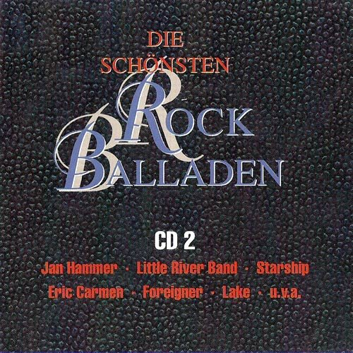 (CD Compilation, 14 Titel, Diverse Künstler) Jan Hammer - Crockett's Theme / Foreigner - White Lie / Meat Loaf - Surf's Up / Scorpions - Life's Like A River / Bonnie Tyler - You Are So Beautiful / Ric Ocasek - Emotion In Motion u.a.