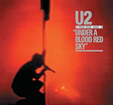 u2 under a blood red sky songs