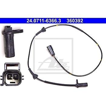 Raddrehzahl ATE 24.0711-6231.3 Sensor