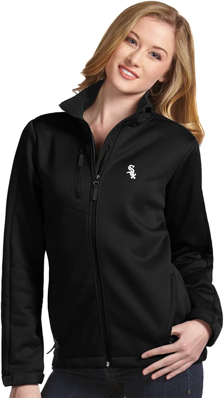 MLB Large discharge sale Chicago White Sox Women's Jacket famous Traverse
