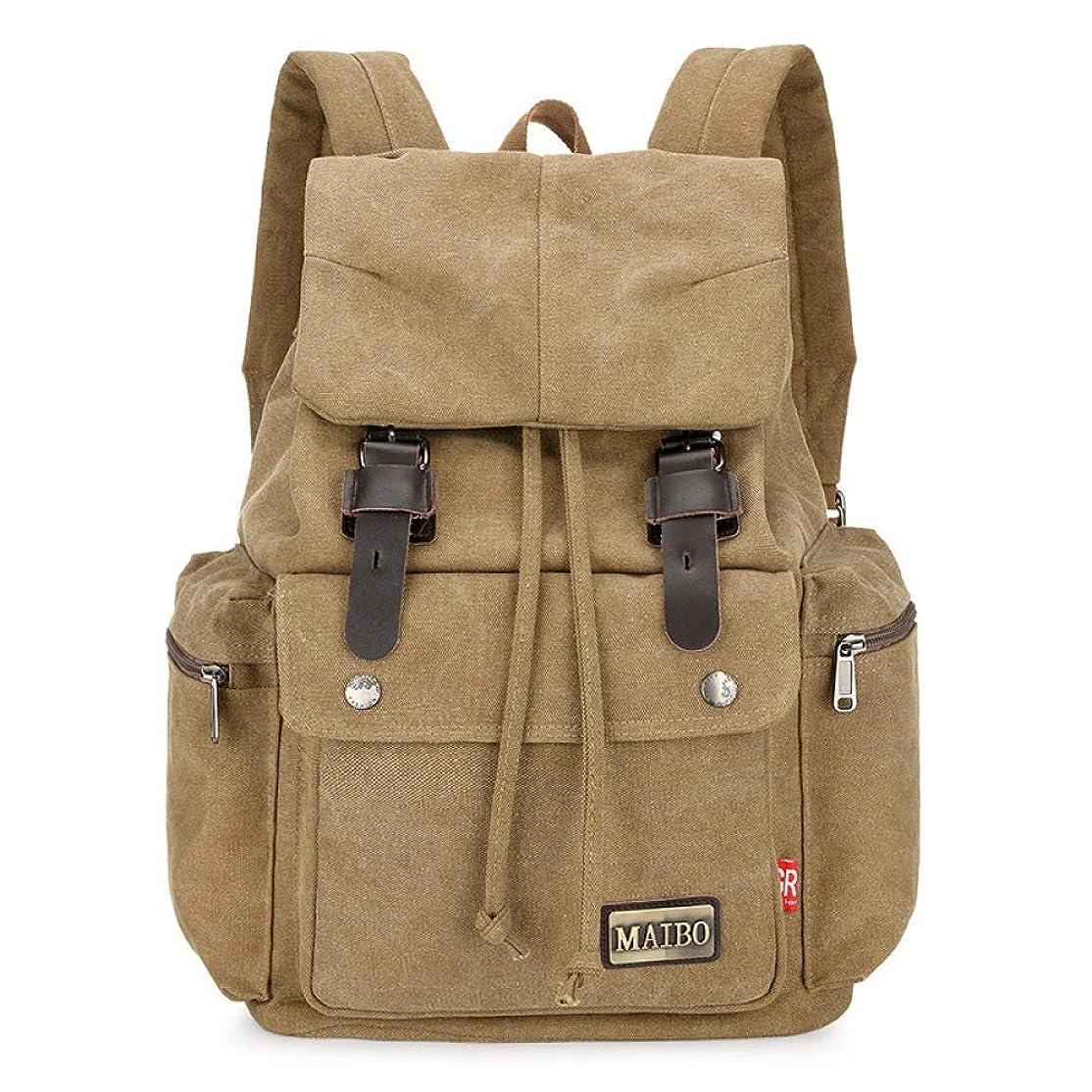 菊散歩大旅行バックパック男性女性多機能バックパック男性屋外荷物袋