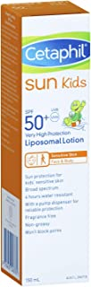 Cetaphil Sun Kids SPF 50+ Liposomal Lotion 150ml