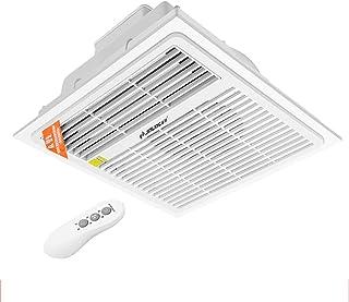 Radiador eléctrico MAHZONG Calentador de baño Incorporado Techo Integrado Cuarto de baño Impermeable Aire Calentador-2000W