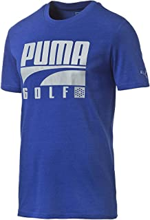 PUMA Formstripe T-Shirt Mens Golf Shirt 571449- New 2016- Pick Size and Color!