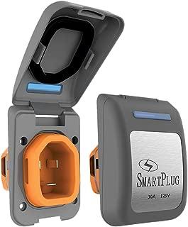 Smartplug Systems, Llc Gray BM30PG Smartplug Non-Metallic 30 Amp