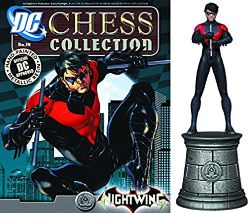 Figuren des Schachspiels Harz DC Comics Chess Collection No 14 Nightwing