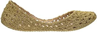Melissa Luxury Fashion Womens 32246GOLD Gold Flats | Season Outlet
