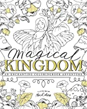 Magical Kingdom: An Enchanting Fairy Coloringbook Adventure