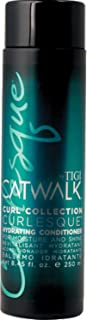 TIGI Catwalk Curlesque Hydrating Conditioner 8.45 oz (Pack of 2)