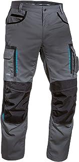 Uvex Tune Up Pantalon de Travail Homme - Pantalon Cargo - avec Poches Pratiques et Poches Rembourrées au Niveau du Genou :...