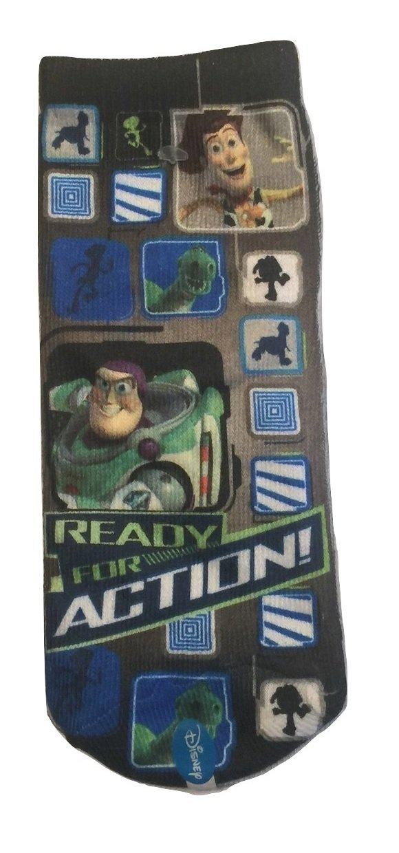 Disney Toy Story Sock ~ Genuine Free Shipping Size 10.5-4 Shoe Discount is also underway Rea Picture: 6-8
