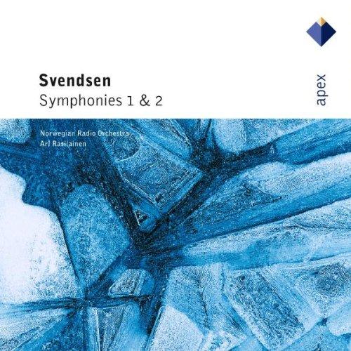 Svendsen : Symphonies 1 & 2 [A