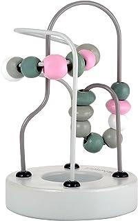 Kindsgut Houten motoriek-spiraal, lichtroze