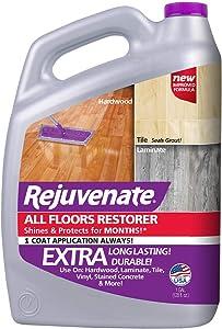 Rejuvenate All Floors Restorer and Polish Fills in Scratches